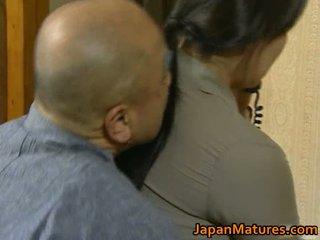 Ιαπωνικό μητέρα που θα ήθελα να γαμήσω has τρελό σεξ ελεύθερα jav