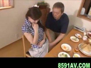 اليابانية, رجل, هفوة