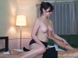 סקס הארדקור, קטעי וידאו, מציצה