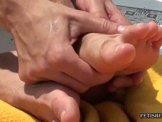 पैर बुत, सेक्स समलैंगिक बड़ा आदमी, त्रिशंकु बड़ा संवर्धन डिक