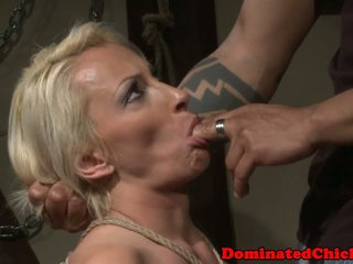 Dominated MILF Tits Spanked by Black Guy, Porn b3