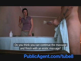 Publicagent מזיין the masseur אמא שאני אוהב לדפוק