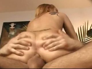 Dirty Blonde Haired Doxy Felix Vicious Has Her Slot Serviced By A Solid Shaft