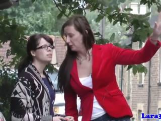 בריטי אמא שאני אוהב לדפוק ב גרביוני נשים fingers קלאסה בייב