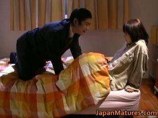 japānas, moms un zēniem, hardcore