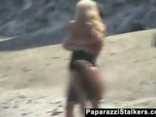 Paris Hilton Likes French Kisses