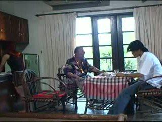 Vecchio tailandese cazzo.
