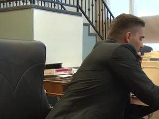 Dani daniels bei die büro