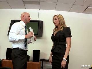 Brandi evaluation ejakulasjon video