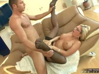Bitchy Hot Ahryan Astyn Gets A Rich Spurt Of Cock Cream On Her Face