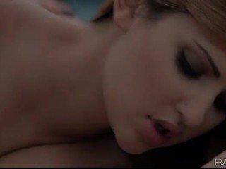 całowanie, świeży ustny nowy, dziewczyna na dziewczyna