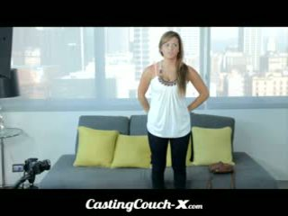 Casting Couch-X Young dancer has sex for cash