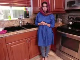Ada Gets Her Arab Pussy Filled With Cum