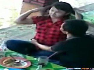 Teens Caught On Spy Cam
