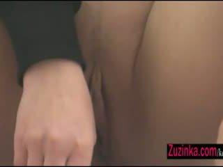 Zuzinka 과 그녀의 섹시한 photoshoot