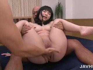 Hina maeda į japoniškas seksas tryse