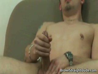 Gejské film scéna na braden a jeremy having intercourse na a lôžko 5 podľa brokestraightdude