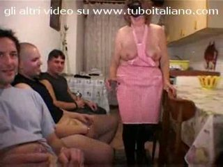 Italiana ama de casa la casalingua