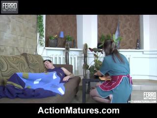 Ketika of martha, victoria, adam by action matures