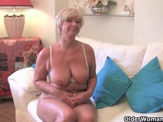 büyük göğüsler, bbw, ninelerin