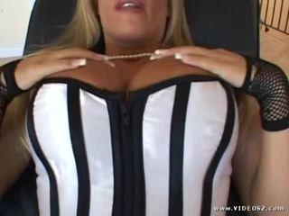 tits, tembikai, buah dada besar
