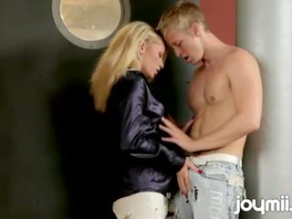 blondjes, zuig-