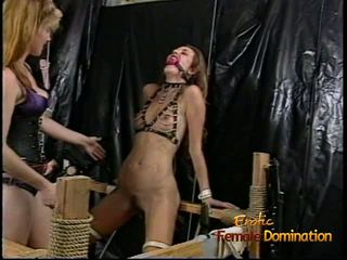 Stunning Starlets Really Loved Filming some Kinky BDSM