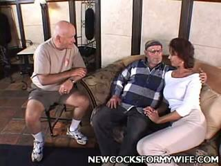 Küntije wifes home kino clip presented by new cocks for my aýaly