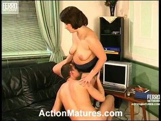 Juliana y donald fetichista mamá dentro acción