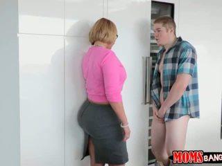 Jake pounded seine girlfriends stiefmutter von hinten
