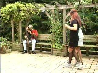 orgie (group), voyeur, redhead