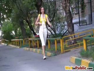 ขาว กางเกงใน wetting อุบัติเหตุ
