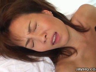 Miri sugihara มหาศาล knocker สาวๆ banged โดย ยาก ควย!