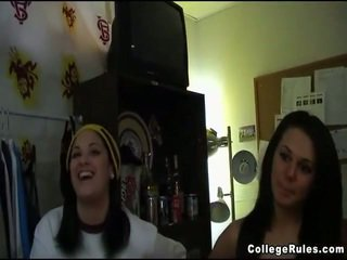 college, group sex