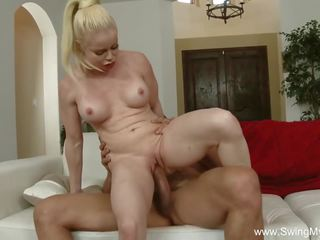 Amateur Swingers Party with Stranger, HD Porn 85