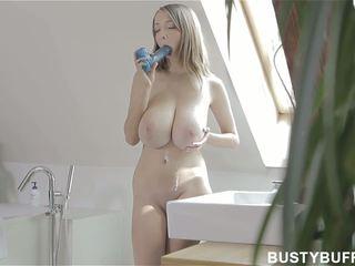 barna, fiatal, orgazmus