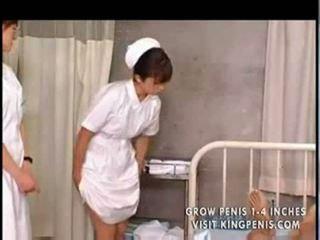 Japońskie student nurses szkolenie i praktyka part1