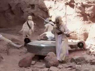 Star Wars A Porn Parody part2