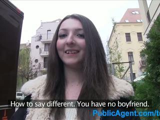 Publicagent najstnice rjavolaska gets zajebal težko v a hotel soba