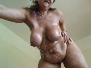 Saucy Saggy Mature Big Butt 12 - negro...