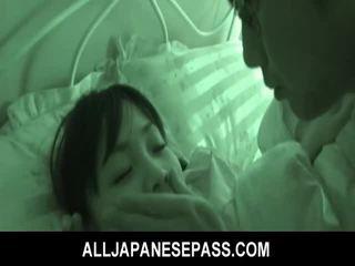 Sleeping Angel Hikaru Momose Has Surprise Fucking