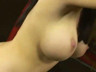 Melissa Lauren crazy for cock