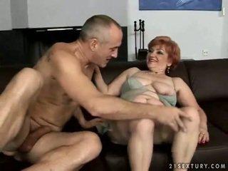 Vieille sexe compilation