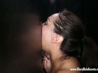 영광의 구멍 secrets 귀여운 라티 gets mouthfulls 의 정액 1