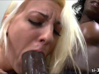 zabawa brunetka, shemale, online interracial wielki