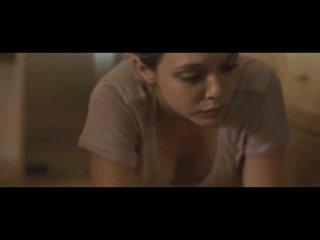 Elizabeth olsen חם nude/sex הקלעים