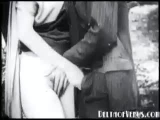 Muy temprano vintage porno 1915