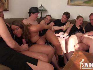 Échangiste fête en jonnys maison, gratuit en maison hd porno 4c