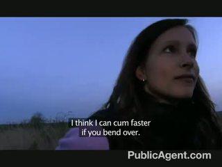 Publicagent - evelyn strips את מחוץ