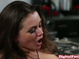brunette, fresh booty, great storyline quality